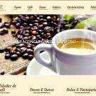 Criação de site responsivo para lanchonetes