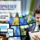 Venha criar o seu site de portal de notícias com o script Vipnews
