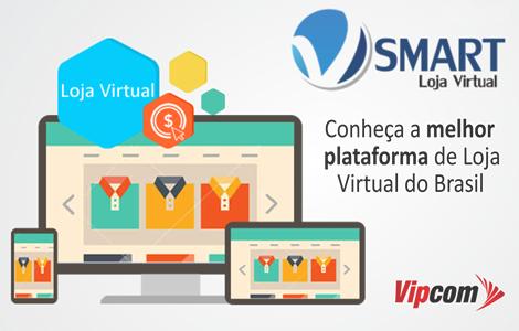 Criar loja virtual Profissional com a nossa plataforma e-commerce completa