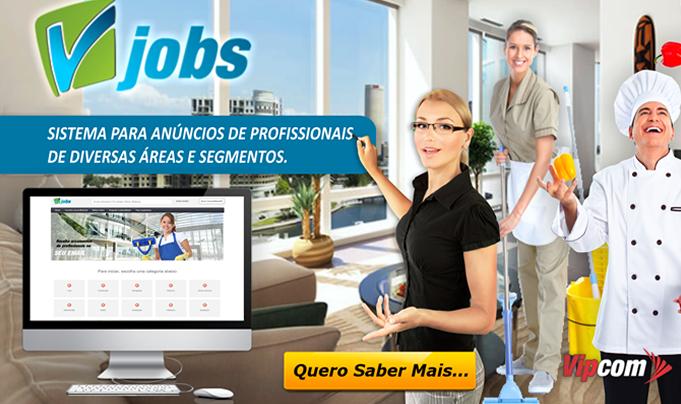 Criar site de classificados para profissionais