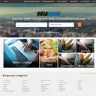 Script para criar site de Guia Comercial