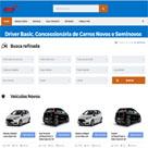Driver Basic – Site para Concessionárias e Lojas de Veículos
